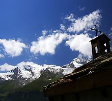 Chapelle en Tarentaise by Willy Vendeville