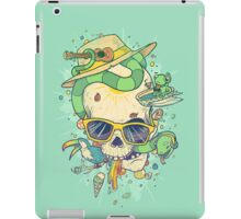 Summer skullin' iPad Case/Skin