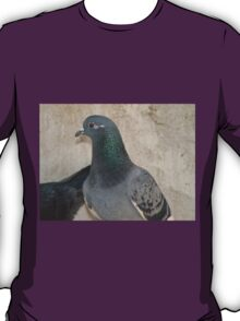 Mask - Love for Pigeons T-Shirt