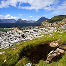 The Cuillins - Isle of Skye by Willy Vendeville