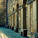 Oxford Prison by drbeaven