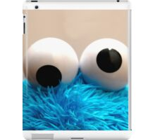 cookie eye fun iPad Case/Skin