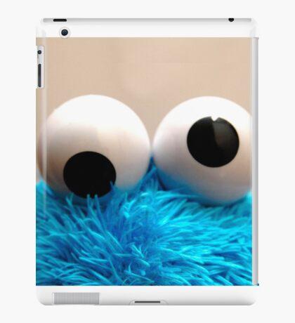 cookie eye fun iPad Case/Skin