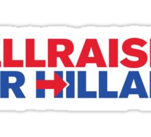 Hillary Clinton For President Sticker