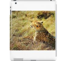 cheetah3 iPad Case/Skin