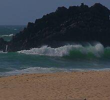 Adraga beach   -   Sintra  -  Portugal by BaZZuKa