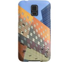 The Colors and Shapes of New York City Samsung Galaxy Case/Skin