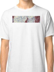 Red & White Classic T-Shirt