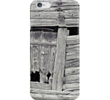 Old And Crooked iPhone Case/Skin