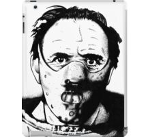 Hannibal the Cannibal iPad Case/Skin
