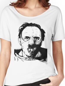 Hannibal the Cannibal Women's Relaxed Fit T-Shirt