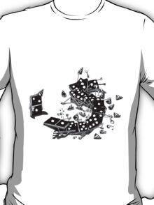 domino drinking T-Shirt