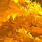 GoldAbstract1 by ChiaraLily