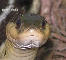 Happy Snake by summer44