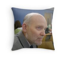 Howard, My Knight in Shining armour Throw Pillow