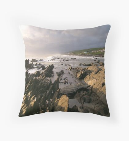 Port Elizabeth, South Africa Throw Pillow