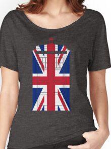Tardish Flag Women's Relaxed Fit T-Shirt