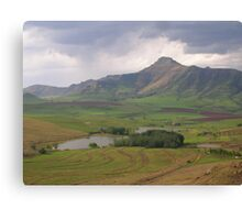 Clarens, South Africa Canvas Print