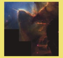 The Trifid Nebula: Stellar Sibling Rivalry - Hubble Space Telescope Kids Clothes