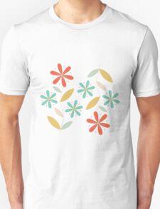 flowers everywhere/4 Unisex T-Shirt
