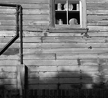 Window and Shadow by Jason Michaels