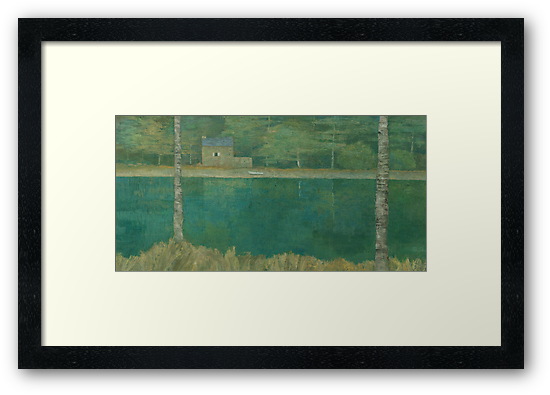 The Green Lake by Stephen Mitchell