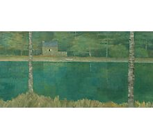 The Green Lake Photographic Print
