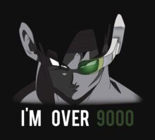 I'm Over 9000 , Take care by aiglez