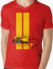 Roadkill Mens V-Neck T-Shirt