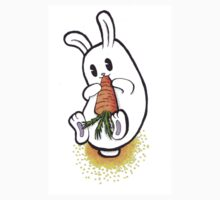 Bunny with carrot Kids Clothes