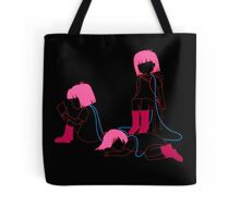 wired outline Tees Tote Bag