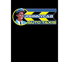 Johnnycab Auto Taxis Photographic Print