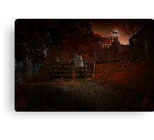 Nevermore Canvas Print
