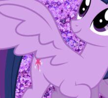 TwilightSparklew/wingsGlitter Sticker