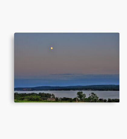 Chautauqua Landscape II hdr Canvas Print