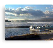 Morning at Margaree Harbour. Metal Print