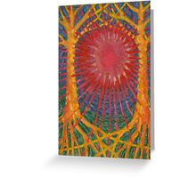 Rays Of Life Greeting Card