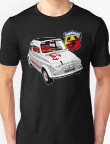 Fiat Abarth 595 T-Shirt