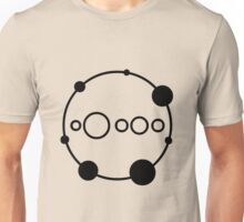 Bevy Crop Circle Unisex T-Shirt