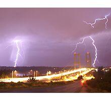 New Narrow's Lightning Photographic Print
