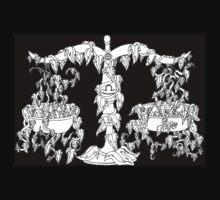 Libra (Black) T-Shirt