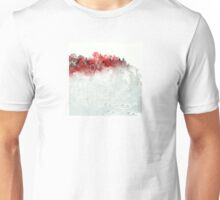 Red Landscape Impressions Unisex T-Shirt
