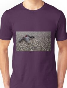 Flying Rat Bird Without Head n°6 Unisex T-Shirt