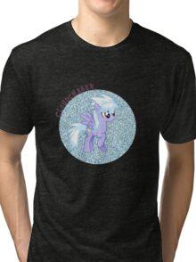 Cloudchaser Glitter Tri-blend T-Shirt