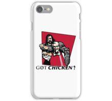 GOT chicken? iPhone Case/Skin