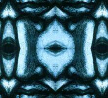 Blue You  Sticker