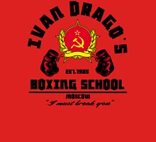 I. Drago's boxing school Unisex T-Shirt