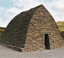 The Gallarus Oratory by WatscapePhoto