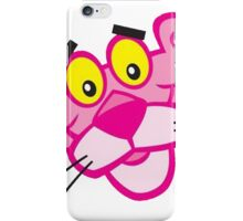 the pink panther iPhone Case/Skin
