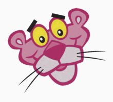 the pink panther by AMARILLO1